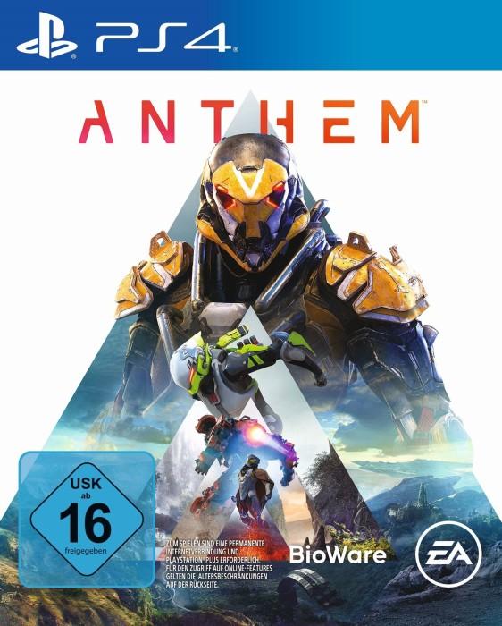Anthem (English) (PS4)