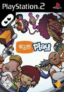 EyeToy: Play (nur Software) (niemiecki) (PS2)