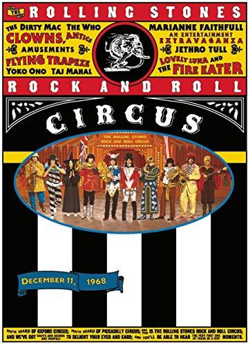 The Rolling Stones Rock and Roll Circus -- via Amazon Partnerprogramm