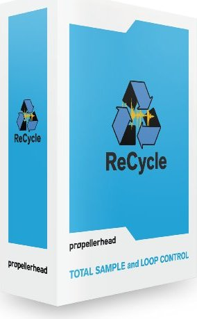 Propellerhead Software: ReCycle! 2.1 (deutsch) (PC/MAC) -- via Amazon Partnerprogramm