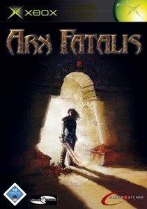 Arx Fatalis (niemiecki) (Xbox)