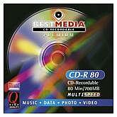 BestMedia Premium CD-R 80min/700MB, sztuk 25