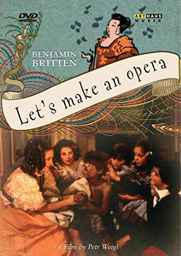Benjamin Britten - Let's Make an Opera -- via Amazon Partnerprogramm