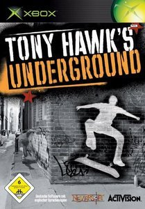 Tony Hawk's Underground (deutsch) (Xbox)