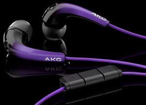 AKG K328 sunburst purple