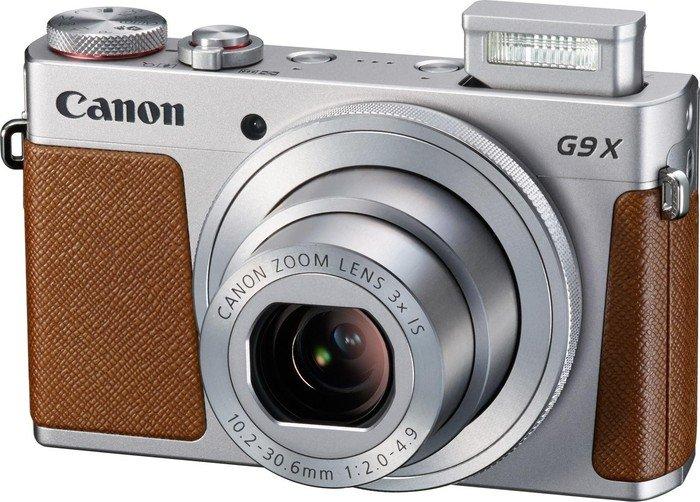 Canon PowerShot G9 X silver (0924C002)