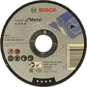 Bosch Professional A30SBF Expert for Metal cut-off wheel 115x2.5mm, 1-pack (2608600318)