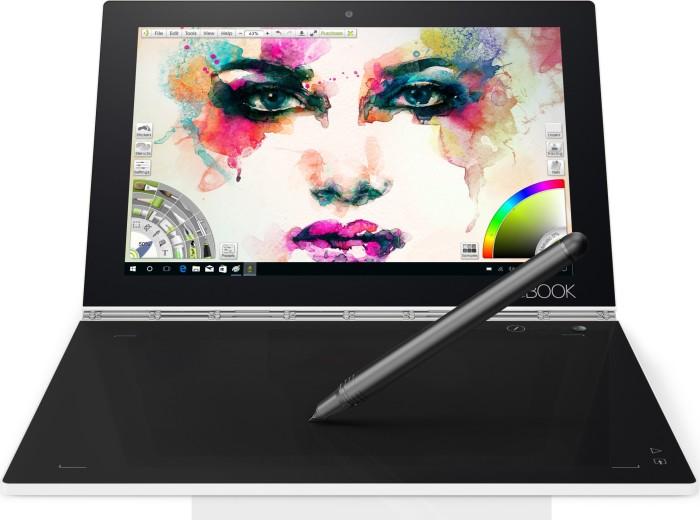 Lenovo Yoga Book Windows YB1-X91L 128GB, white (ZA160097DE)