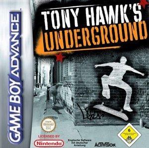 Tony Hawk's Underground (GBA)