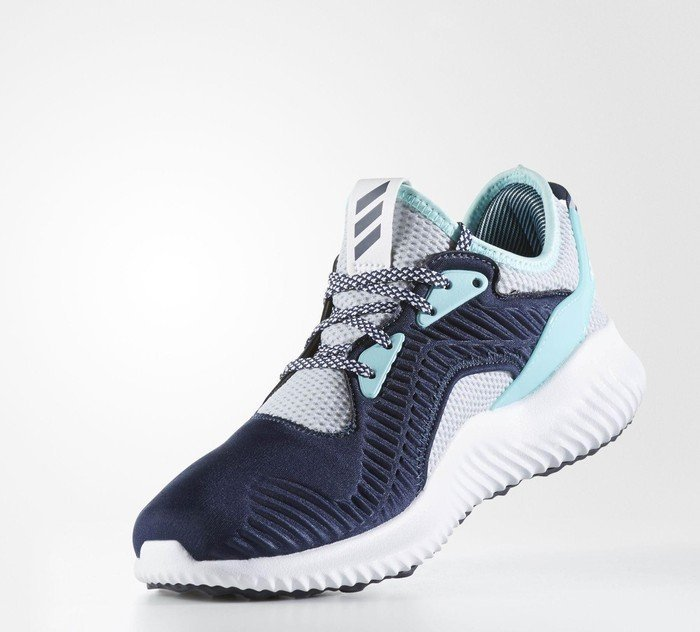 best sneakers 55202 b5be8 adidas Alphabounce Lux collegiate navy clear aqua clear onix (ladies)  (B39272) starting from £ 0.00 (2019)   Skinflint Price Comparison UK