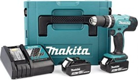 Makita DHP453RFJ Akku-Schlagbohrschrauber inkl. MAKPAC + 2 Akkus 3.0Ah