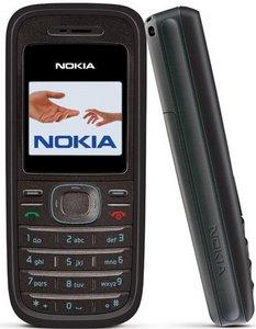 Prepaid Nokia 1208 (various operators)