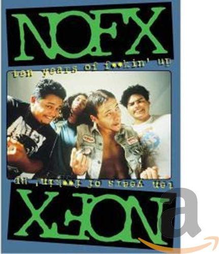 NOFX - Ten Years of Fuckin' Up -- via Amazon Partnerprogramm