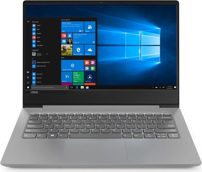 Lenovo Ideapad 330S-14IKB Platinum Grey, Pentium Gold 4415U, 8GB RAM, 128GB SSD (81F4012LGE)