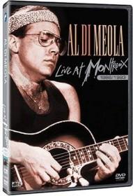 Al Di Meola - Live At Montreux 1986/93