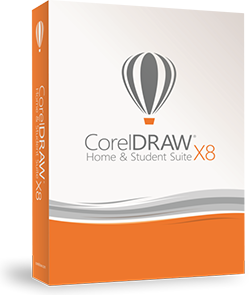 Corel CorelDraw Home & Student Suite X8, 3 User (French) (PC