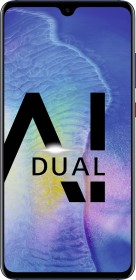 Huawei Mate 20 Dual-SIM blau