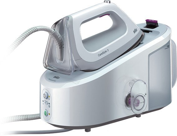 Braun IS3044 CareStyle 3 stacja parowa