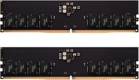 TeamGroup ELITE U-DIMM DDR5 DIMM Kit 32GB, DDR5-4800, CL40-40-40-77, on-die ECC (TED532G4800C40DC01)