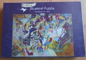 Bluebird Puzzle Kandinsky - Impression VII, 1912 (60120)