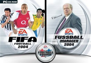 Football Fusion 2004 (German) (PC)