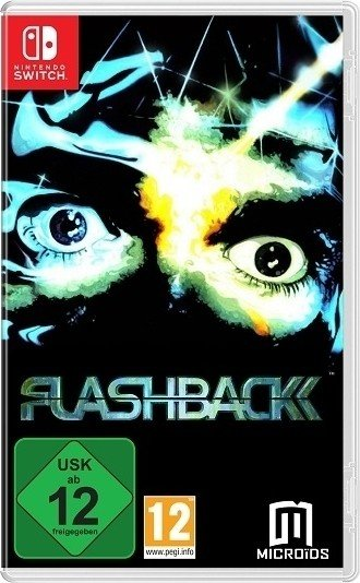 Flashback - 25th Anniversary Collector's Edition (Switch)