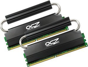 OCZ Reaper HPC Edition DIMM Kit   4GB, DDR2-800, CL4-4-4-15 (OCZ2RPR800C44GK)