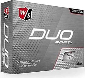 Wilson Staff DX2 Soft, 12 Stück