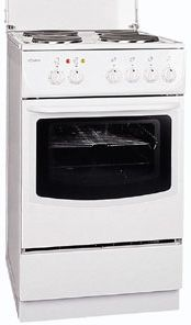 Bomann EH 371 G electric cooker with electric hob