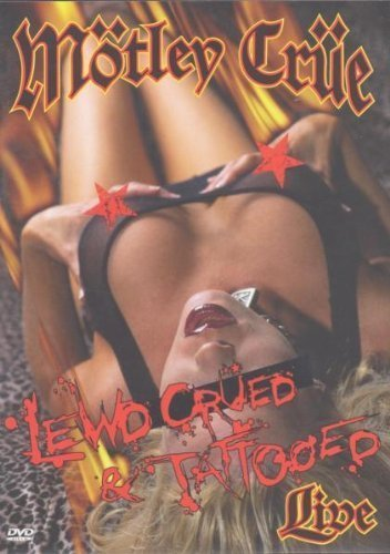 Mötley Crüe - Lewd Crüed & Tattooed -- via Amazon Partnerprogramm