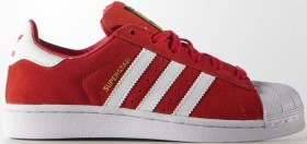 adidas Superstar red/ftwr white (Junior) (F37136)
