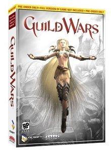Guild Wars (MMOG) (englisch) (PC)