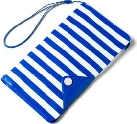 """Celly Splash Wallet 5.7"""" blau (SPLASHWALLETBL)"""