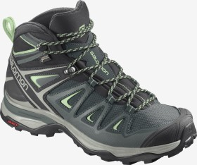 Salomon X Ultra 3 Mid GTX green gables/balsam green/patina green (Damen) (409940)