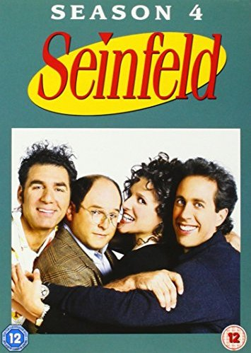 Seinfeld Season 4 (UK) -- via Amazon Partnerprogramm