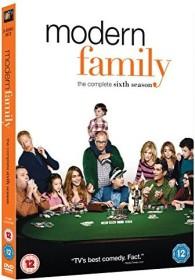 Modern Family Season 6 (UK)