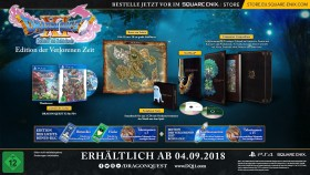 Dragon Quest XI: Streiter des Schicksals - Collector's Edition (PS4)