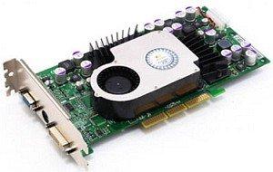 ASUS AGP-V9900TD, GeForceFX 5800, 128MB DDR2, DVI, TV-out, AGP