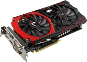 MSI GeForce GTX 970 Gaming 4G, 4GB GDDR5, 2x DVI, HDMI, DP (V316-001R)