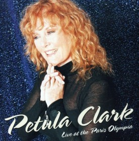 Petula Clark - Live at the Paris Olympia