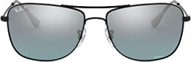 Ray-Ban RB3543 Chromance 59mm black/grey mirror (RB3543-002/5L)