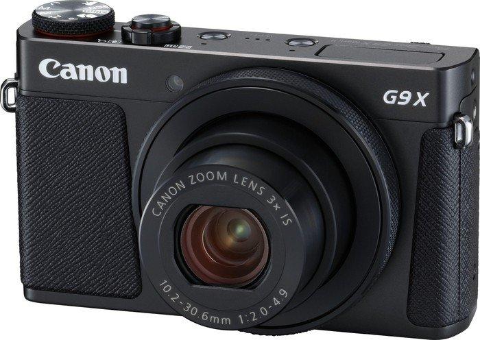 Canon PowerShot G9 X Mark II black (1717C002)