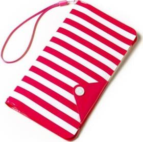 "Celly Splash Wallet 5.7"" pink (SPLASHWALLETPK)"