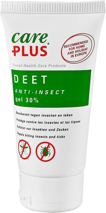 Care Plus Anti-Insect DEET gel 30% 20ml