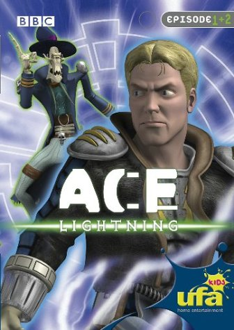Ace Lightning Vol.  1 (Folgen 1-2) -- via Amazon Partnerprogramm