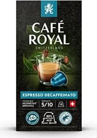 Café Royal Decaffeinato Nespresso-coffee capsules, 10-pack