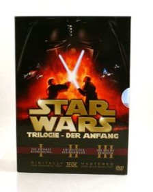 Star Wars Trilogie Box (Filme 1-3) (DVD)