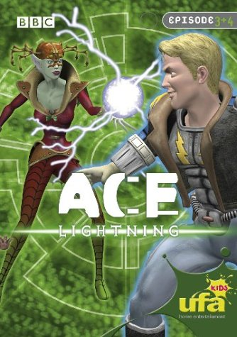 Ace Lightning Vol.  2 (Folgen 3-4) -- via Amazon Partnerprogramm