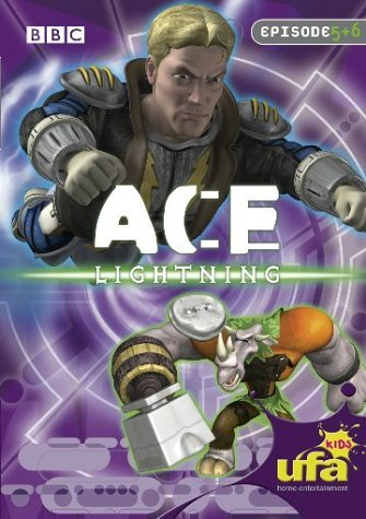 Ace Lightning Vol. 3 (Folgen 5-6) -- via Amazon Partnerprogramm