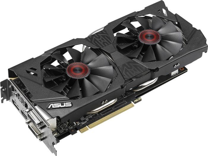 ASUS Strix GeForce GTX 970 OC, STRIX-GTX970-DC2OC-4GD5, 4GB GDDR5, 2x DVI, HDMI, DP (90YV07F0-M0NA00)
